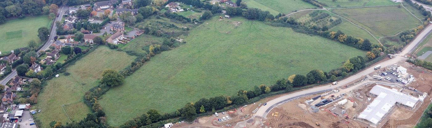 Strategic allocation land parcel purchased in Berkshire