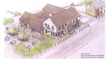 JW Lees secure development at Woodford for new Gastro Pub