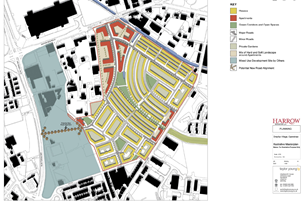Dreyfus Village Master Plan