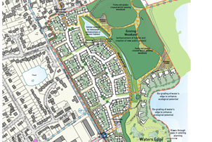 South Cerney Master Plan