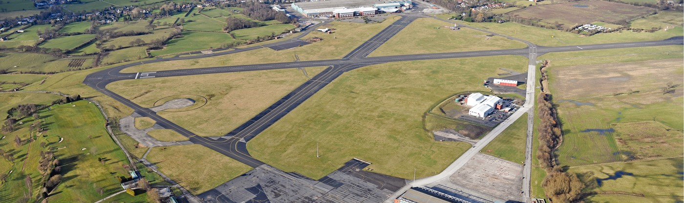 Planning permission secured for Woodford Aerodrome redevelopment